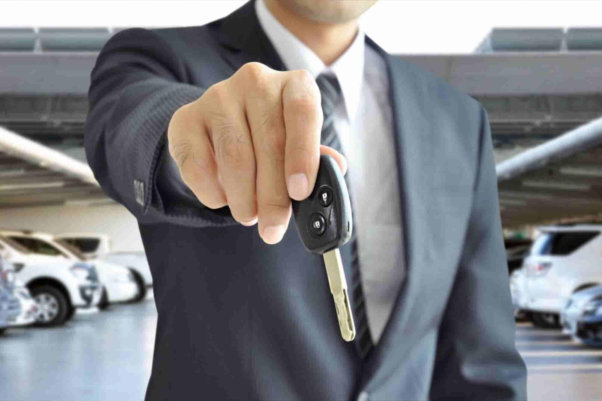Conduce ya el vehículo que tu empresa necesita