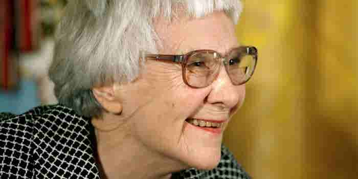 Smile at Harper Lee's Wry Trick to Overcome Public Speaking Fears