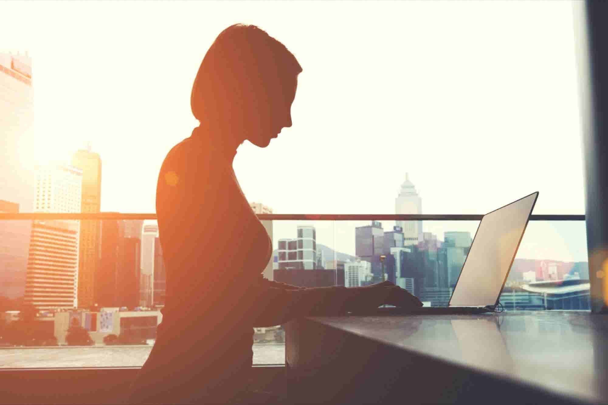 The Route To The Top For Women In The Workplace