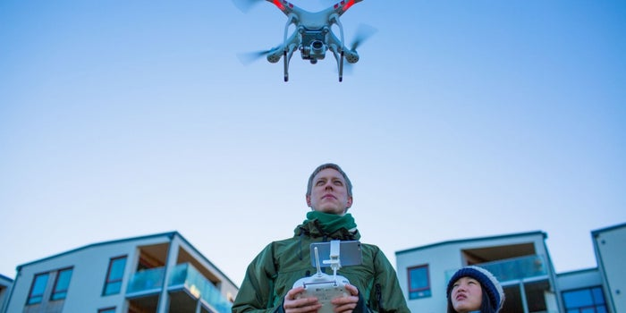 The Drone Industry: Thoughts From an Outsider