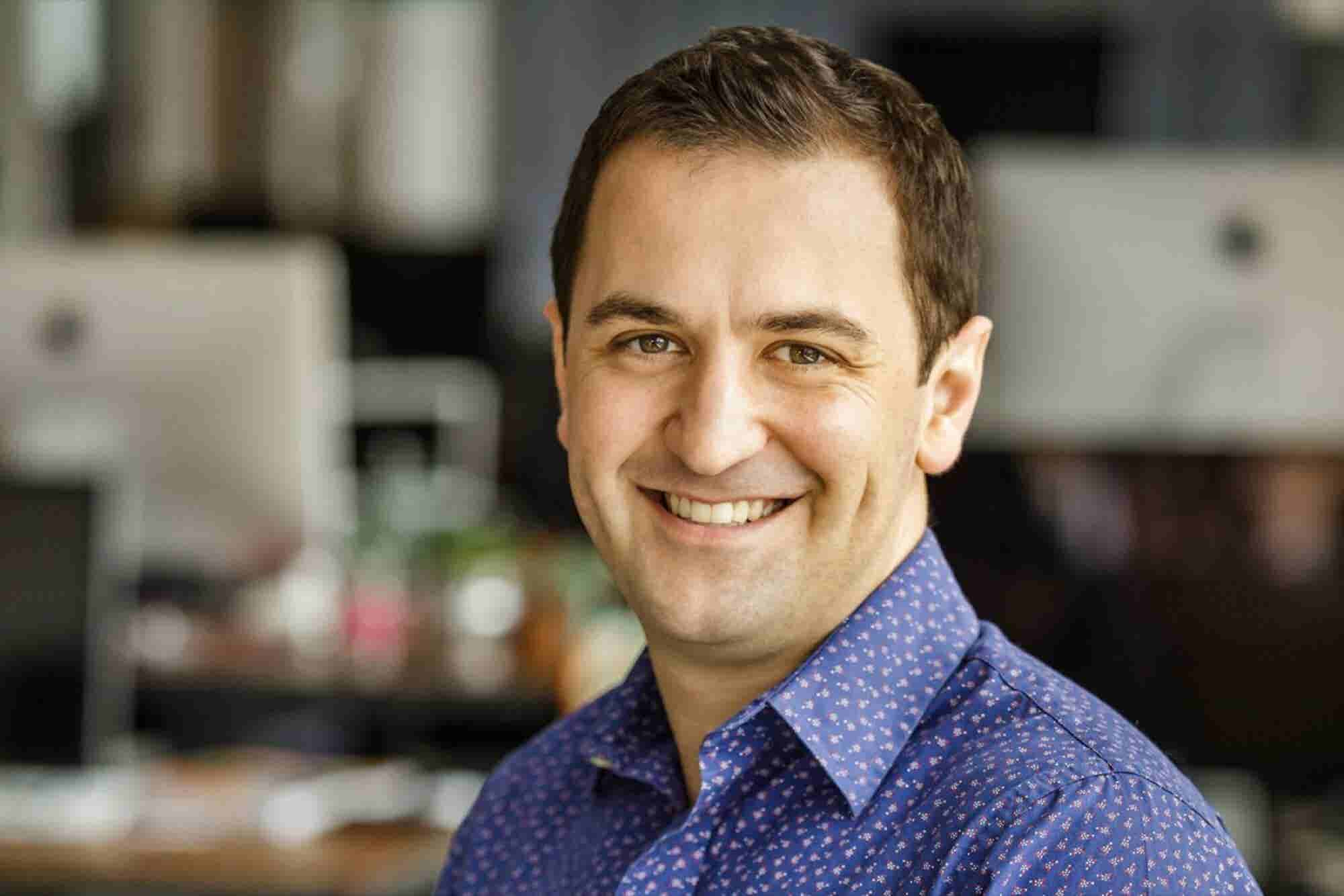 Lyft Co-Founder John Zimmer: 'You Should Never Veer Off the Path of Your Own Values'