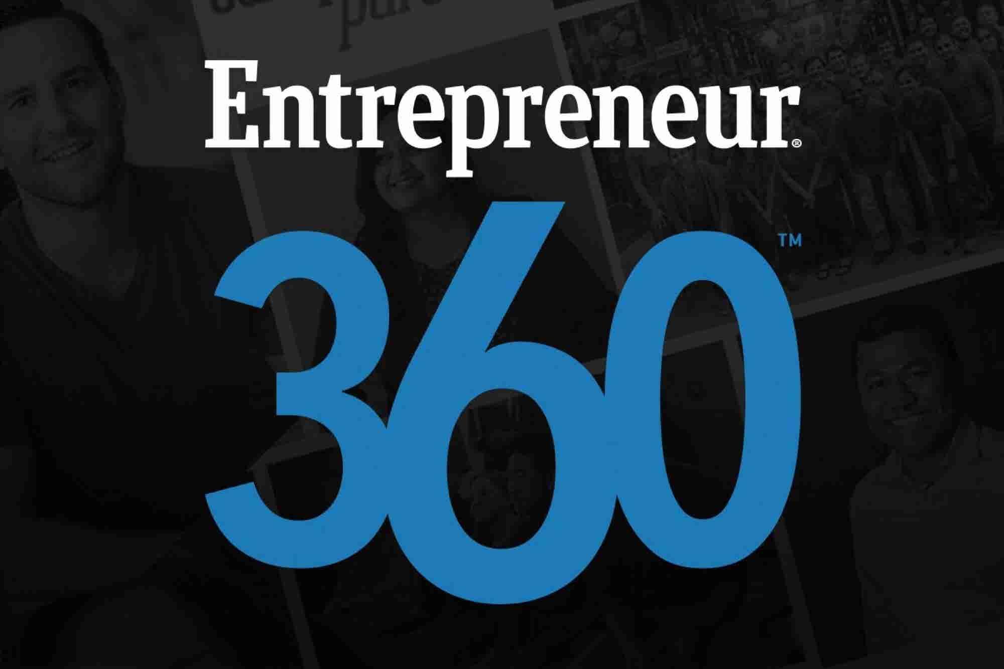 Apply for the 2017 Entrepreneur 360™ List