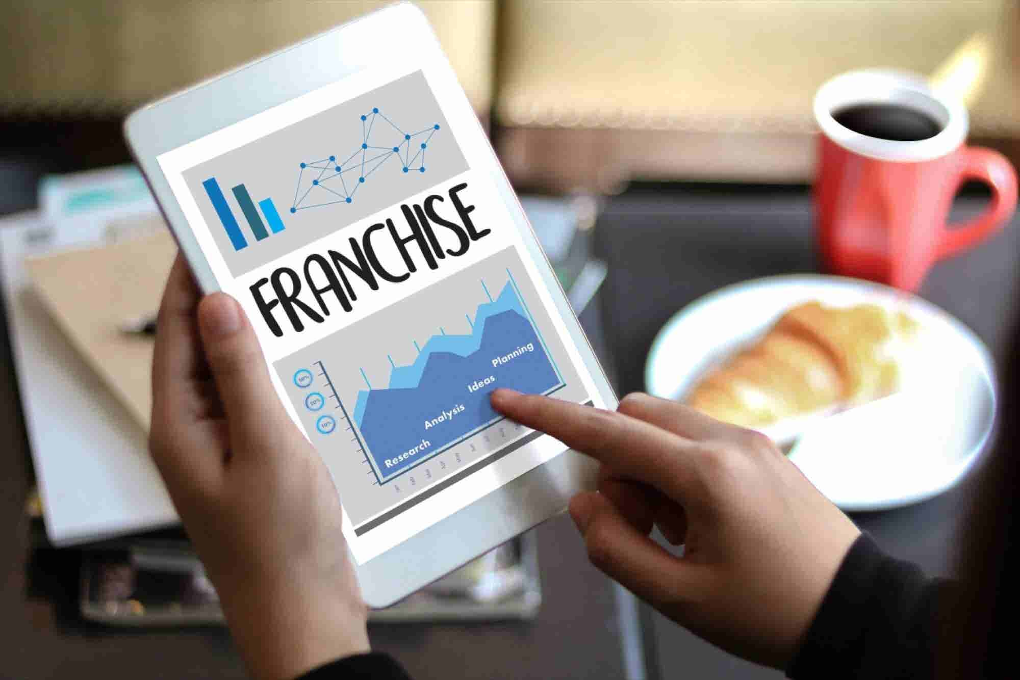 100 Franchises You Can Start For Less Than $100,000