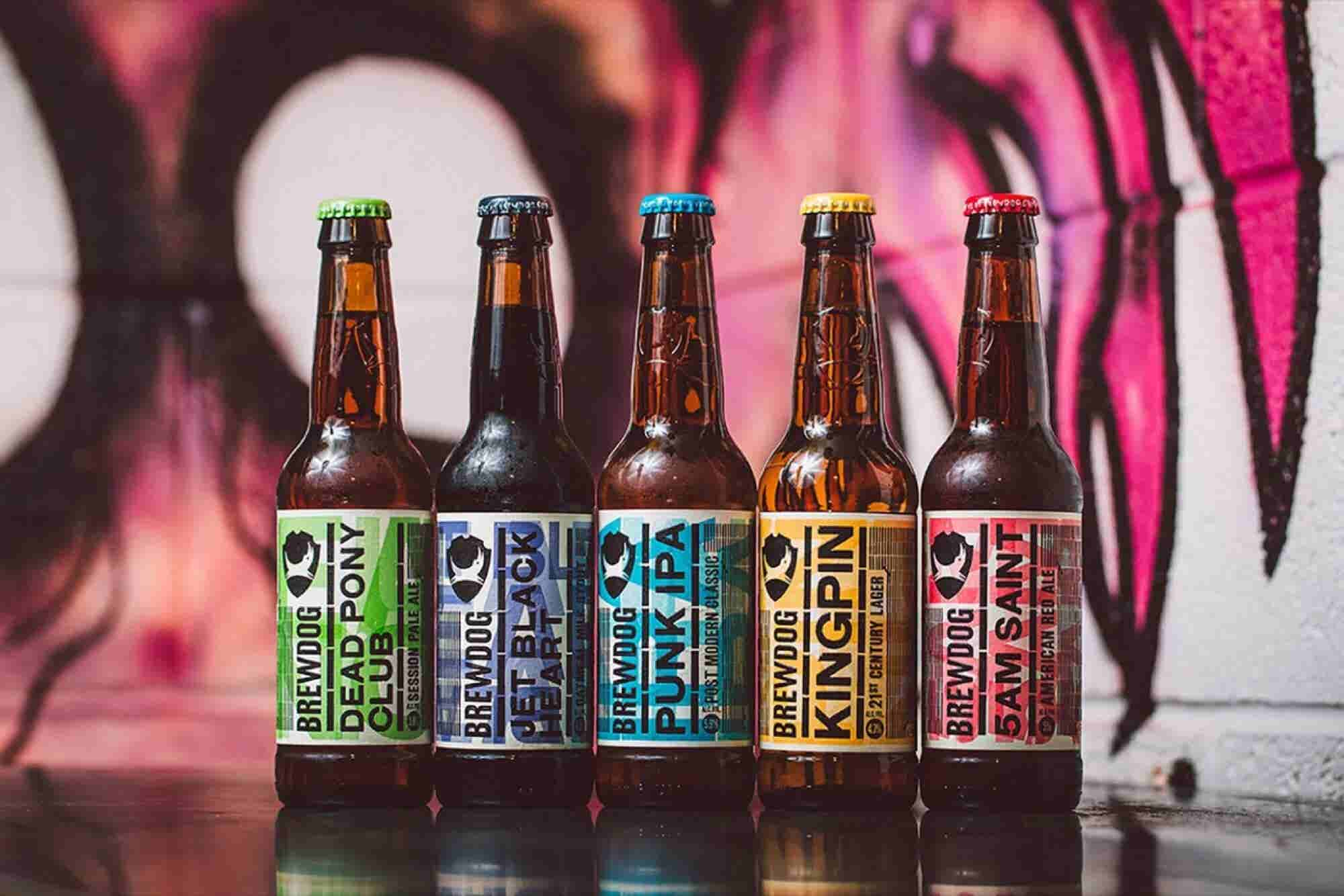 BrewDog plc Gives Original Investors a 2,765% Return