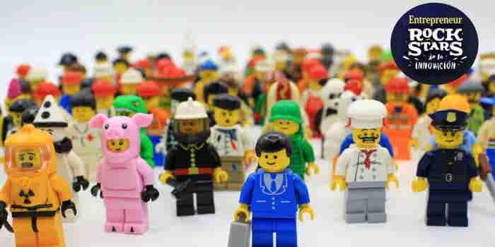 Lecciones de innovación de Lego