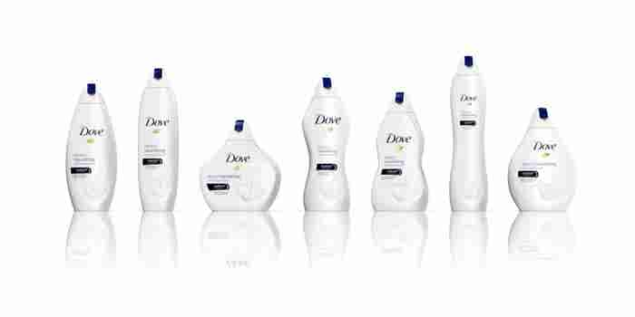 Dove Has Introduced Soap Bottles for Different Body Types, and Shocker! People Are Mocking It.
