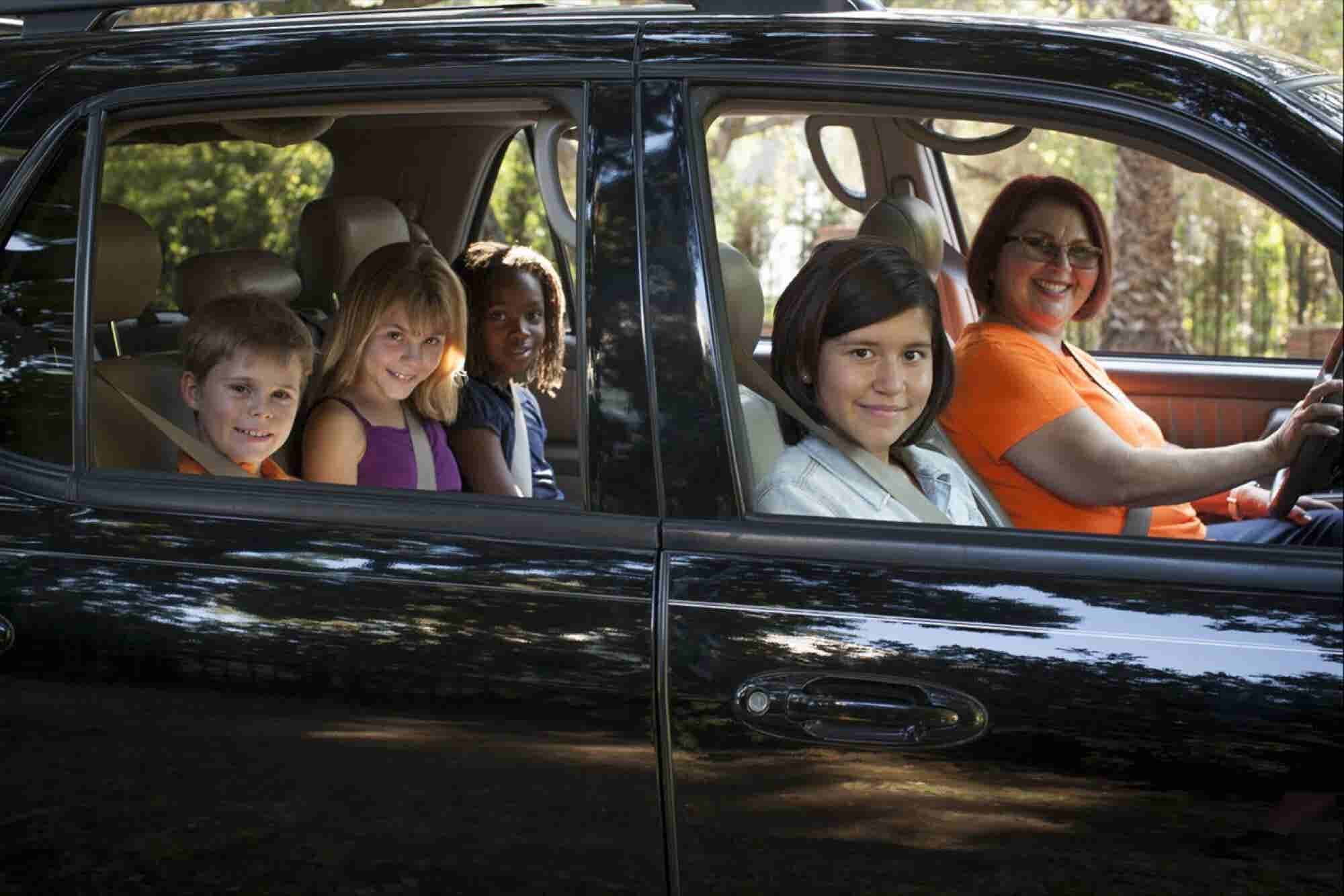 This Ride-Hailing Service for Kids Unlocks Opportunities for Drivers
