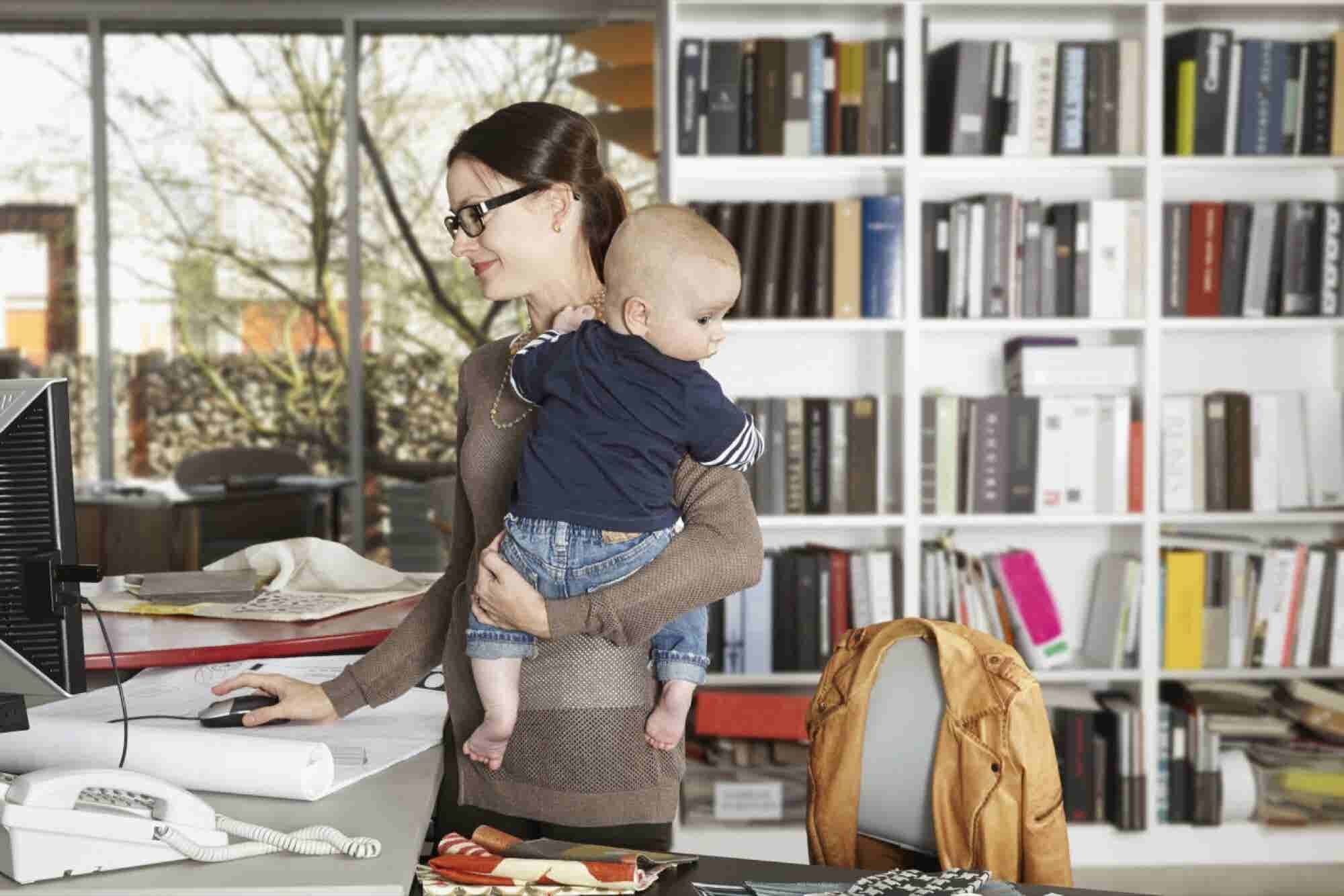 2017's Best and Worst States for Working Moms