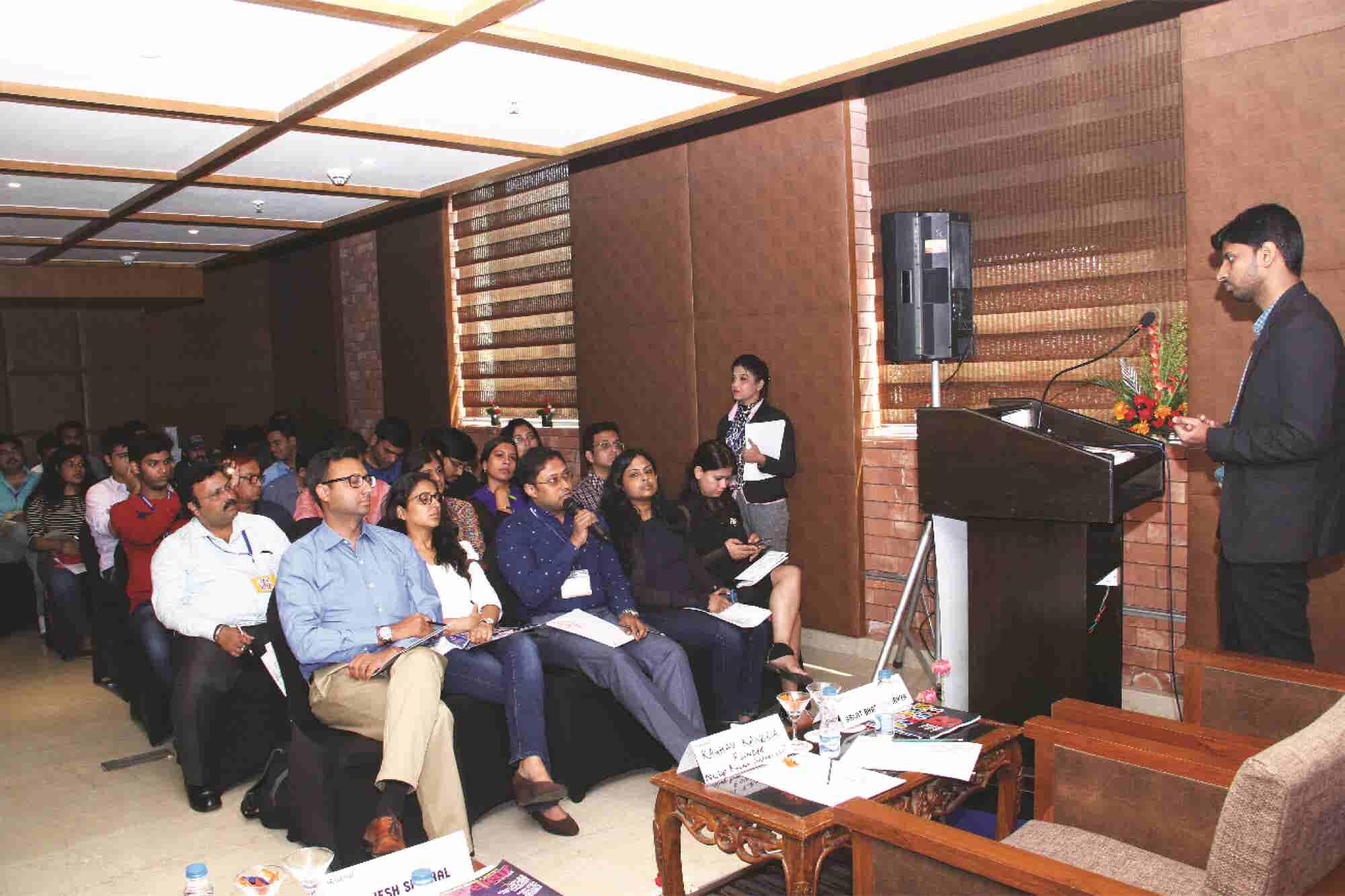 Start-ups Chant 'Visibility' Mantra At Kickoff Kolkata
