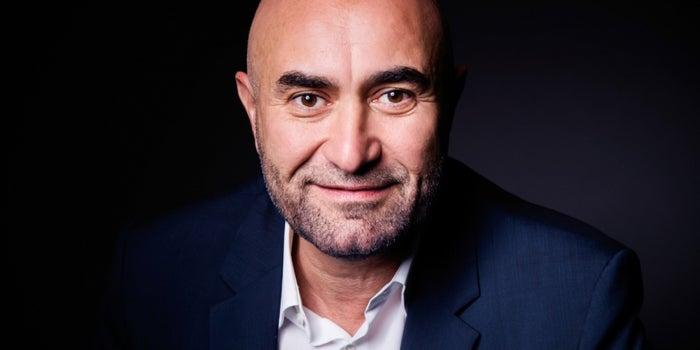 Making History (Literally): Souq com CEO Ronaldo Mouchawar