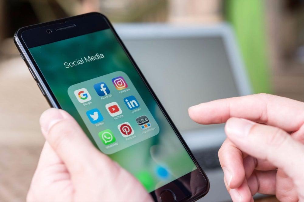 Social-media consultant