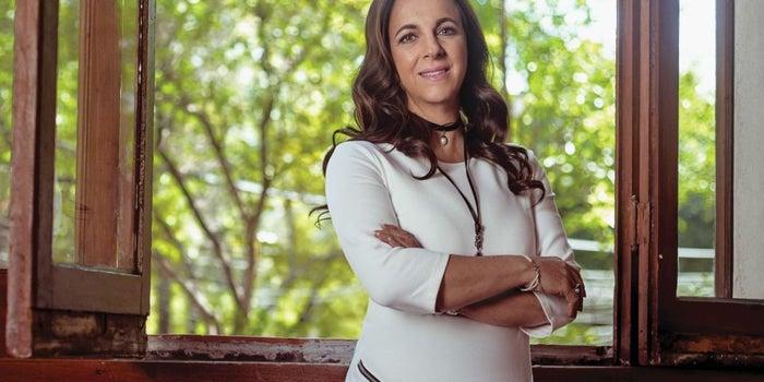 Mujeres que pisan fuerte: Miriam Hanono