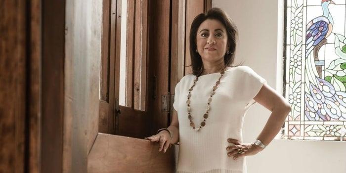 Mujeres que pisan fuerte: Anel García