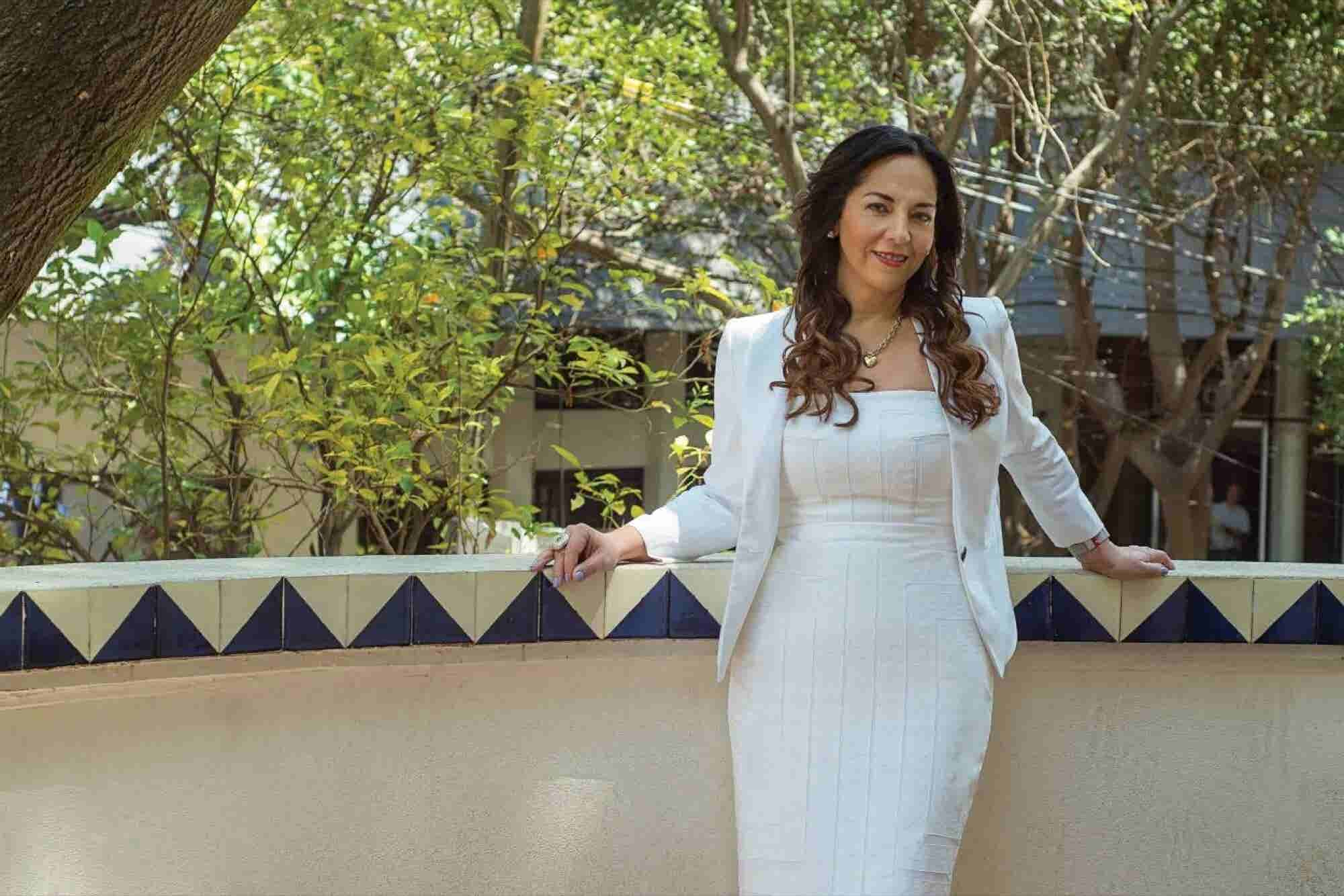 Mujeres que pisan fuerte: Guadalupe Castañeda