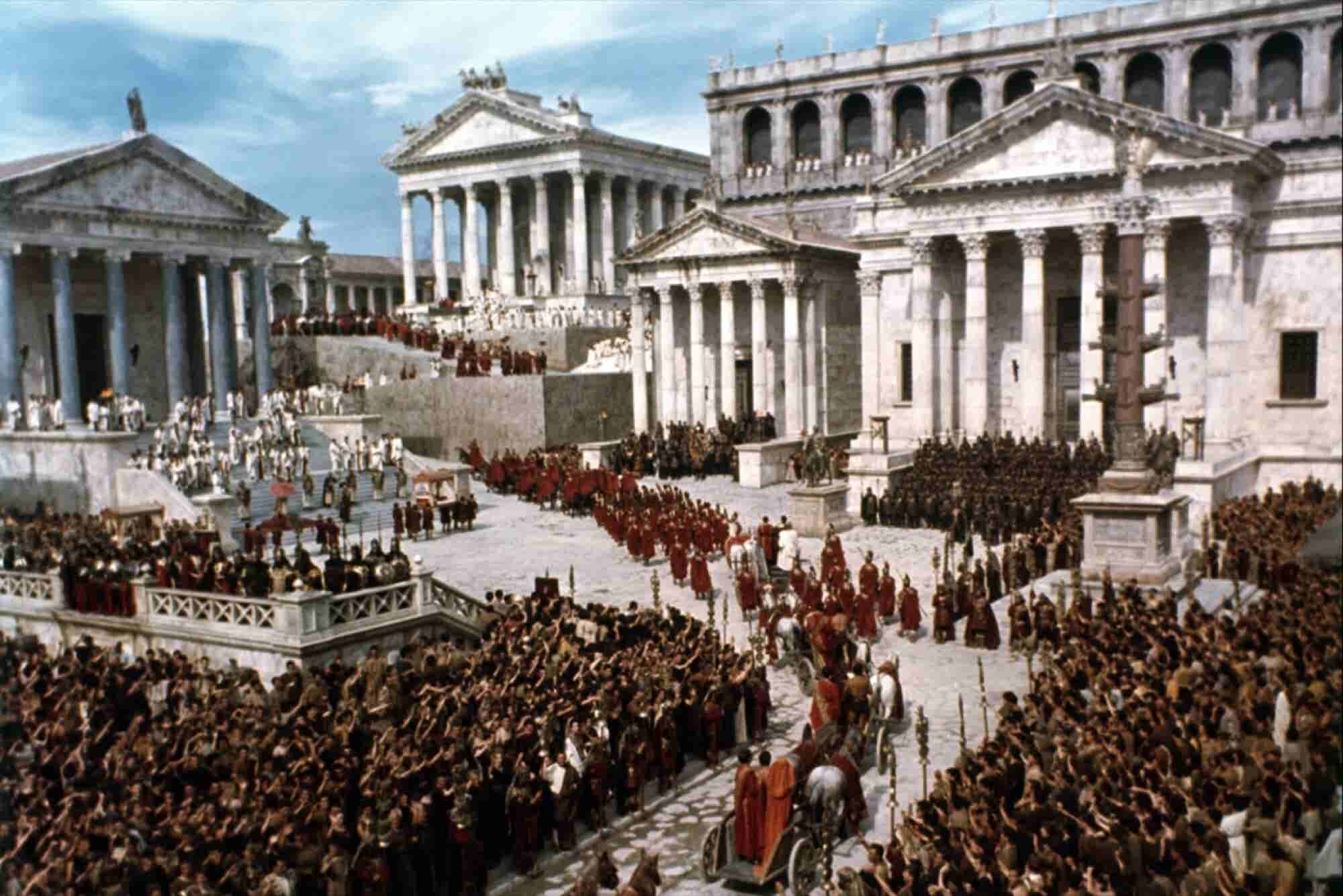 What Every Business Owner Can Learn From the Fall of Rome
