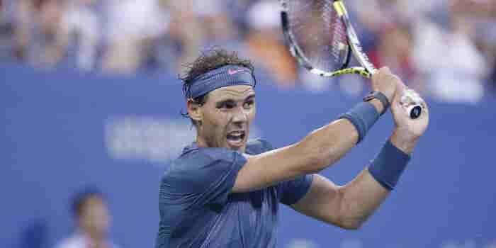 Este tenista es un ejemplo para emprendedores jóvenes y veteranos