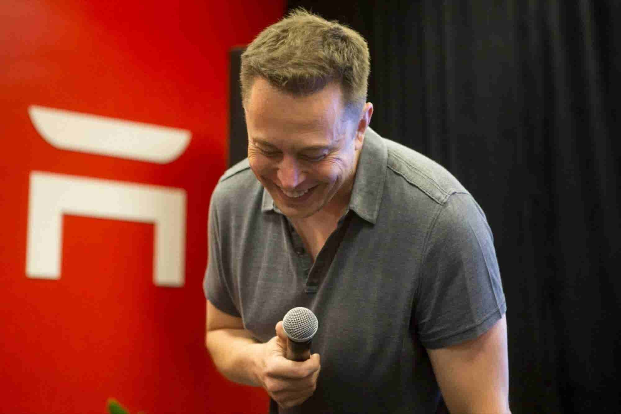 Elon Musk Turned Down Uber's Self-Driving Partnership Offer