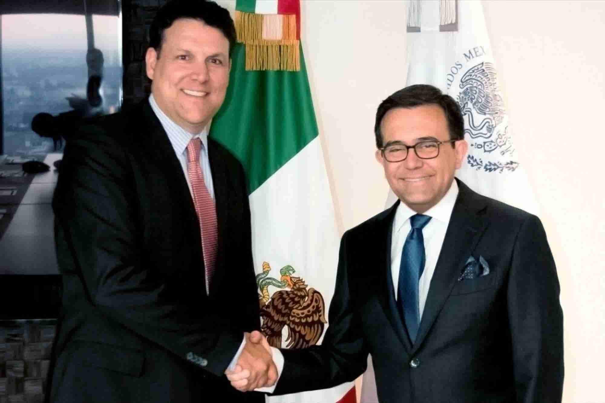 Este es el hombre que liderará a los emprendedores en México