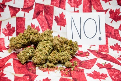 Border Officials Are Banning Canadians Who Admit They've Smoked Mariju...
