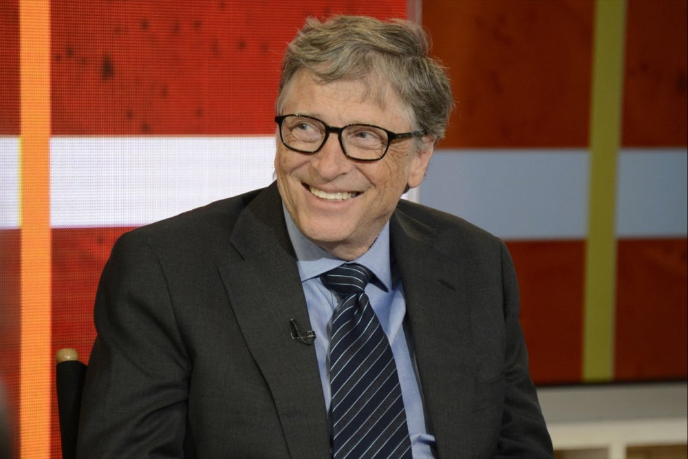 20 Books Billionaire Bill Gates Recommends
