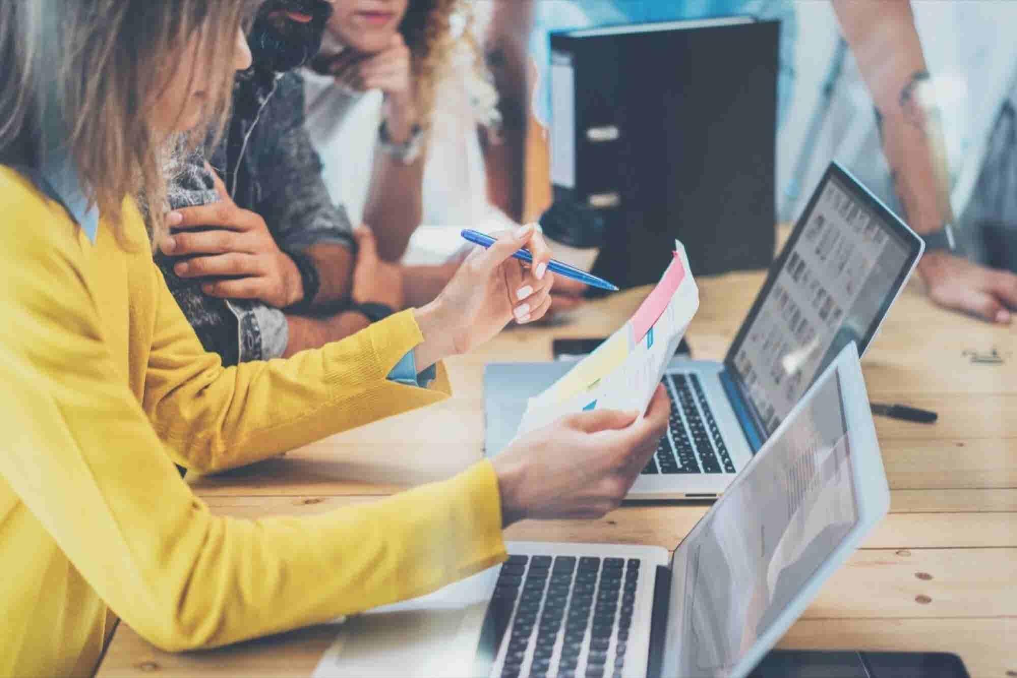 How We Built a Tech Company That's 40 Percent Women
