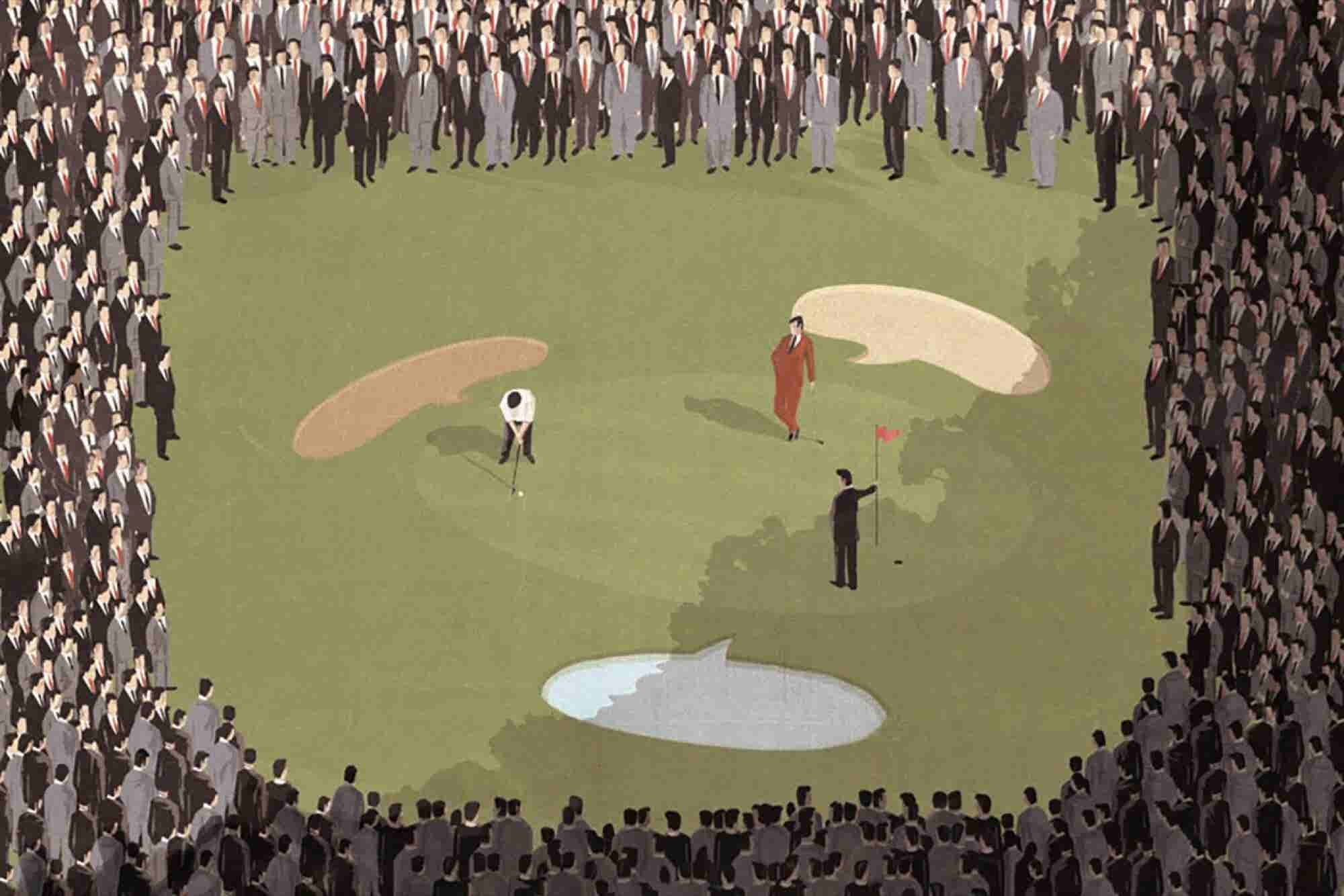 Want to Get Better at Networking? Think Smaller.