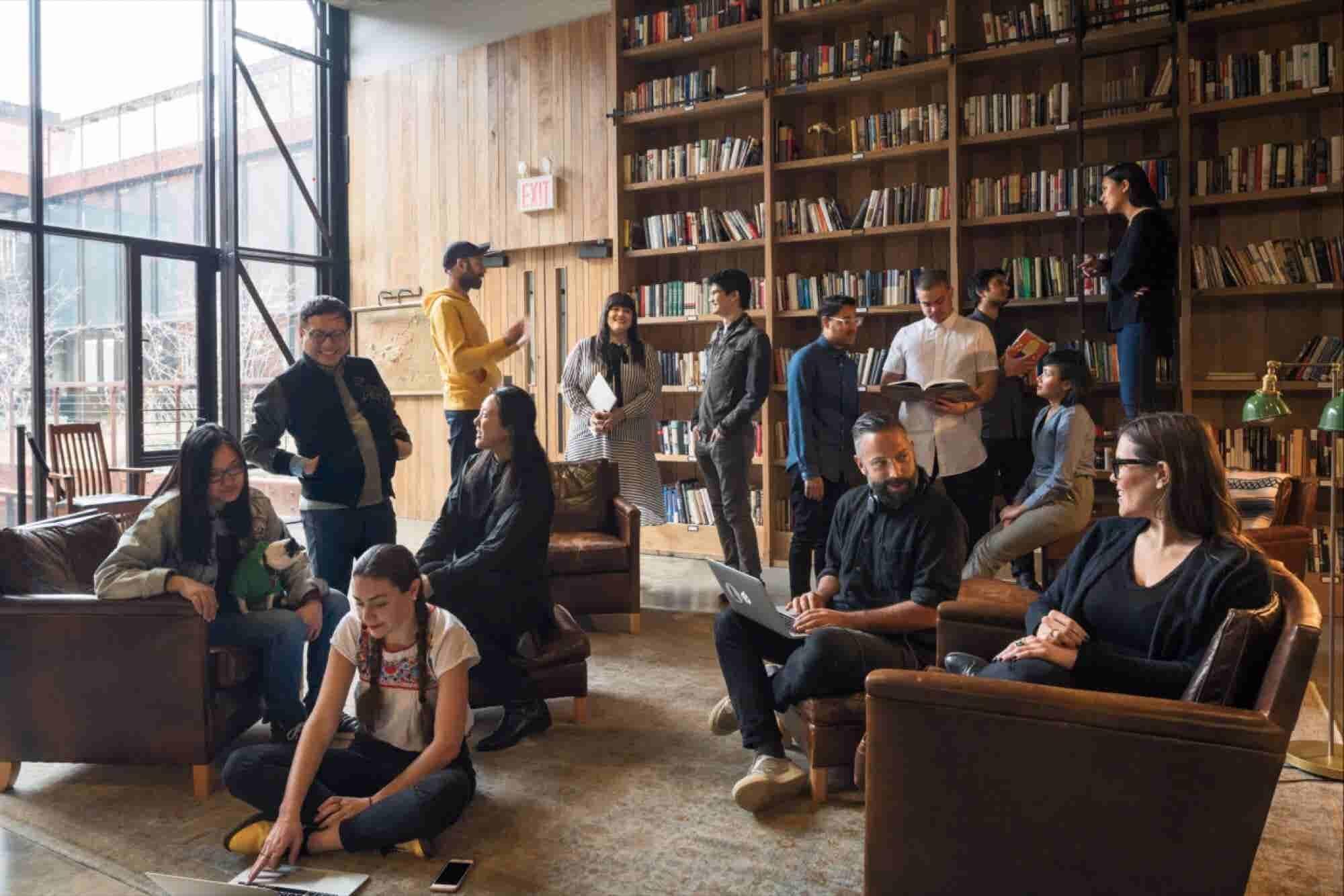 Going Inside the Kickstarter Office