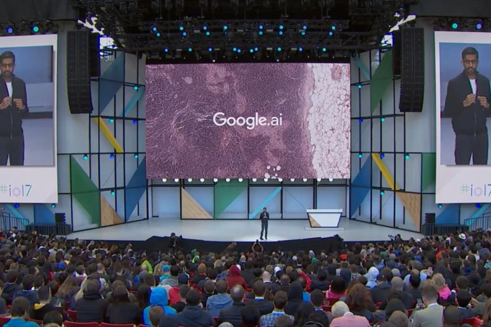 Here's Everything Google Announced at its Big I/O Conference