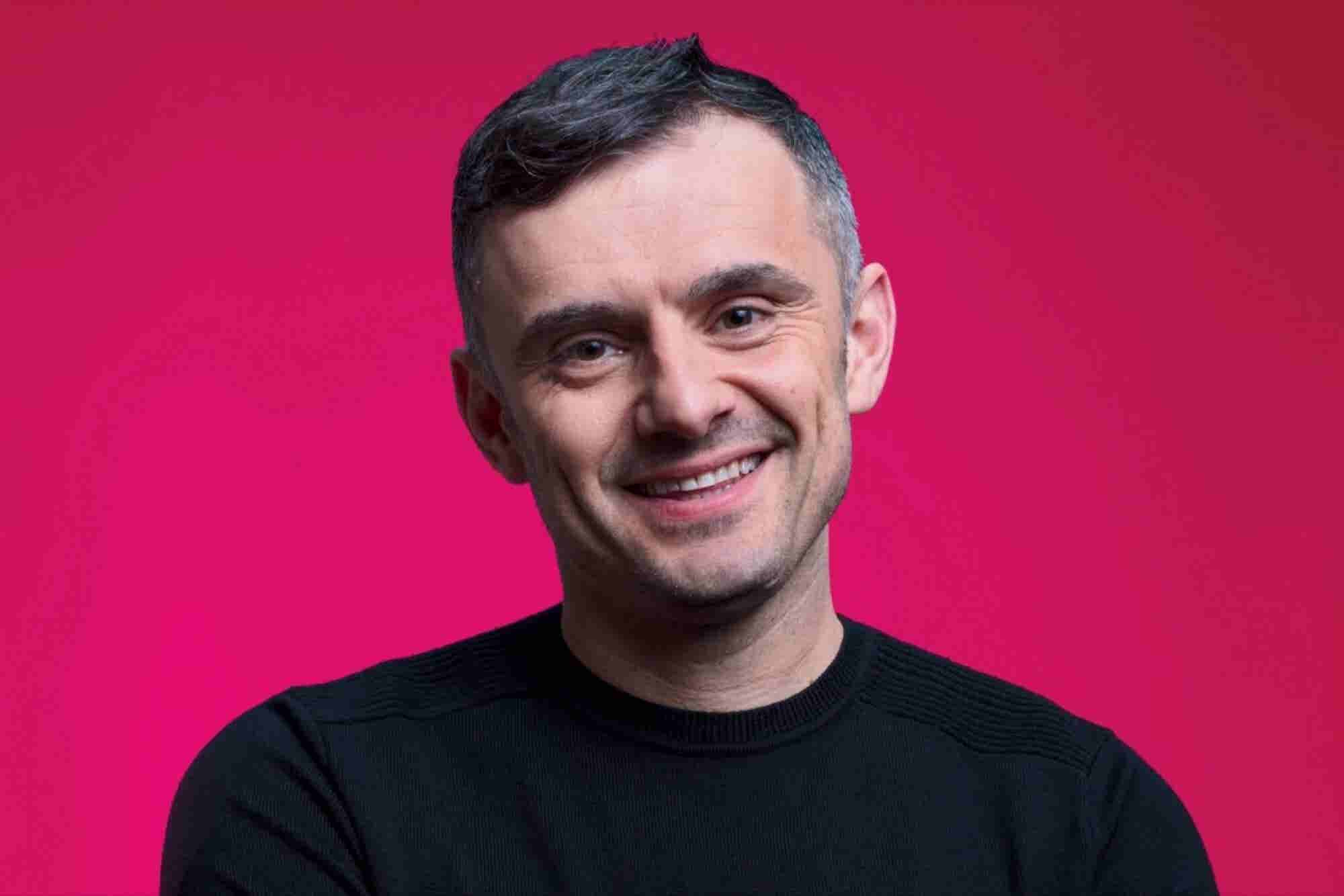 What Gary Vaynerchuk Learned by Experimenting on Himself