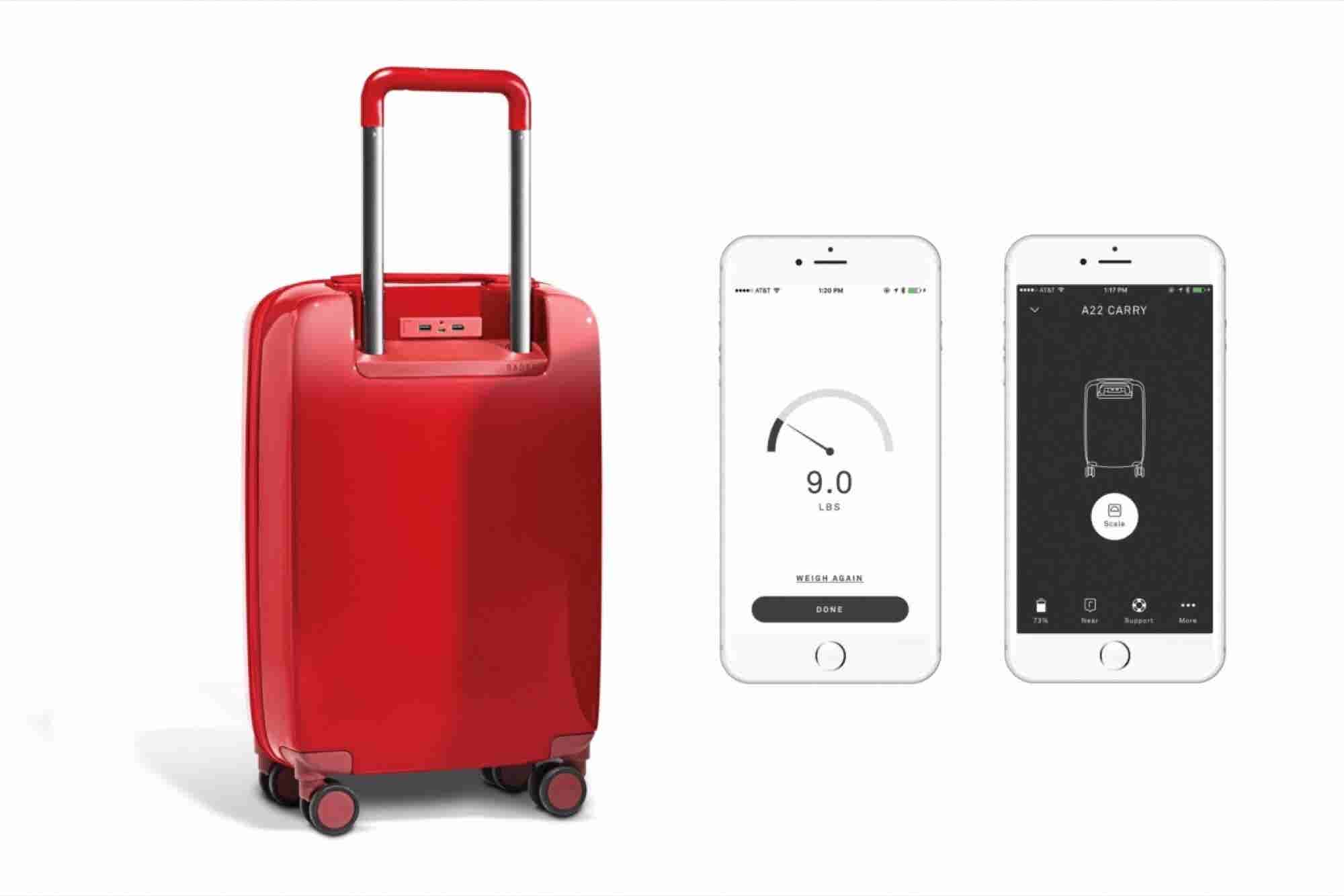 How the Rules of Tech Branding Helped Raden Create a Smart Suitcase