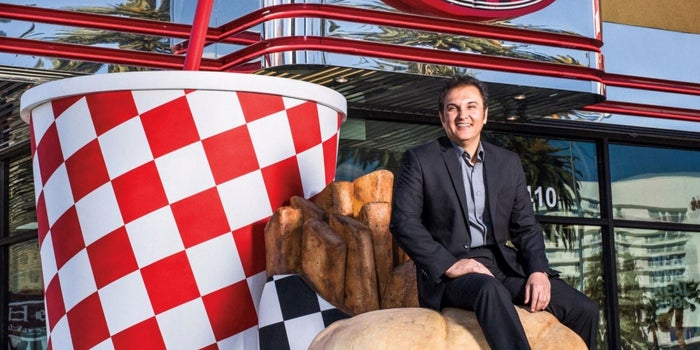 After Fleeing Iran, This Entrepreneur Is Living the American Dream