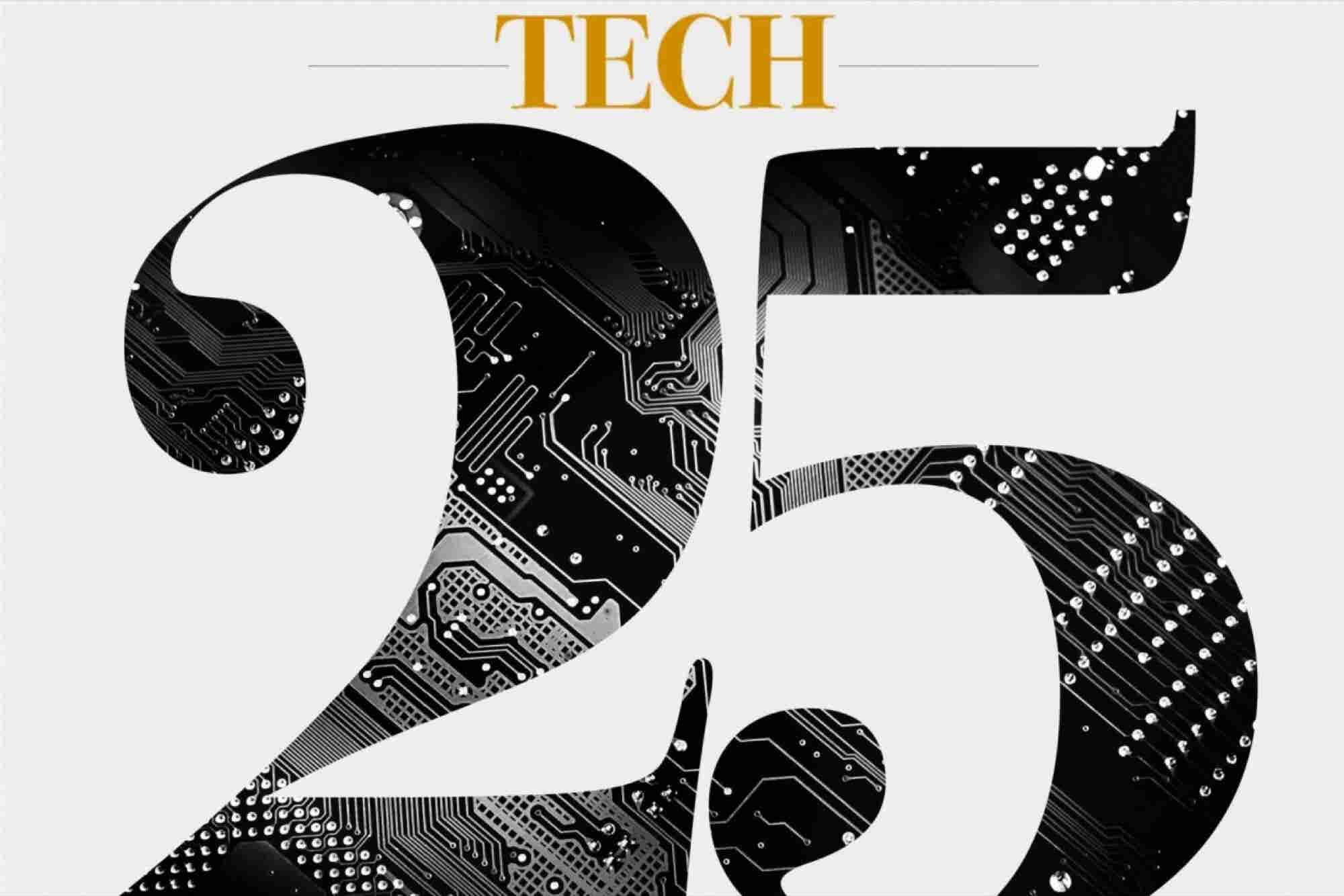 25 Techpreneurs Make it to Our Class of 2017