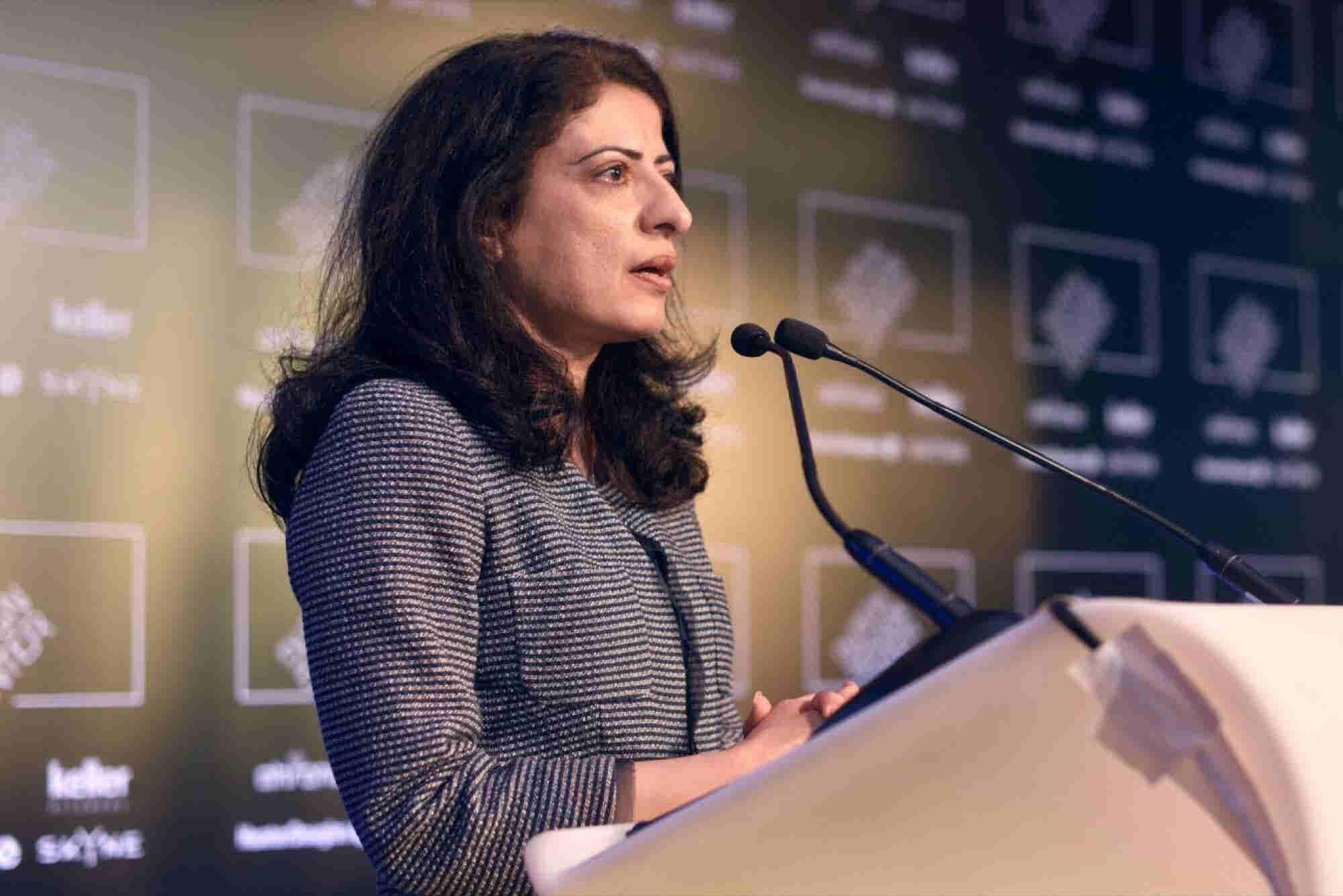 Entrepreneur Middle East's Achieving Women 2017: Dr. Amina Al Rustamani