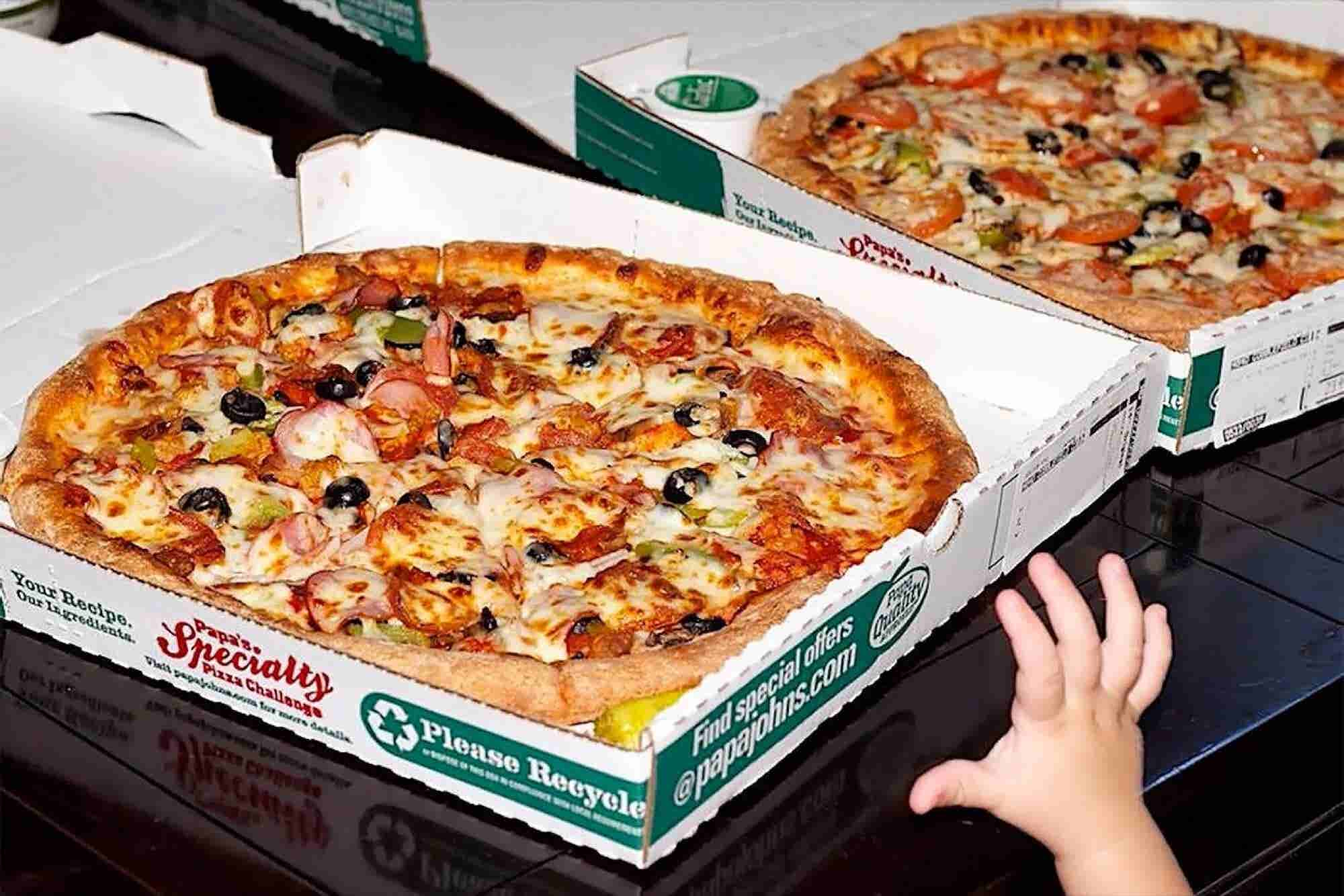 Someone in 2010 Bought 2 Pizzas With 10,000 Bitcoins -- Which Today Wo...