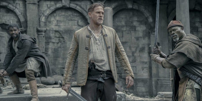 Why You Must Go See That 'Flop' 'King Arthur: Legend of the Sword'
