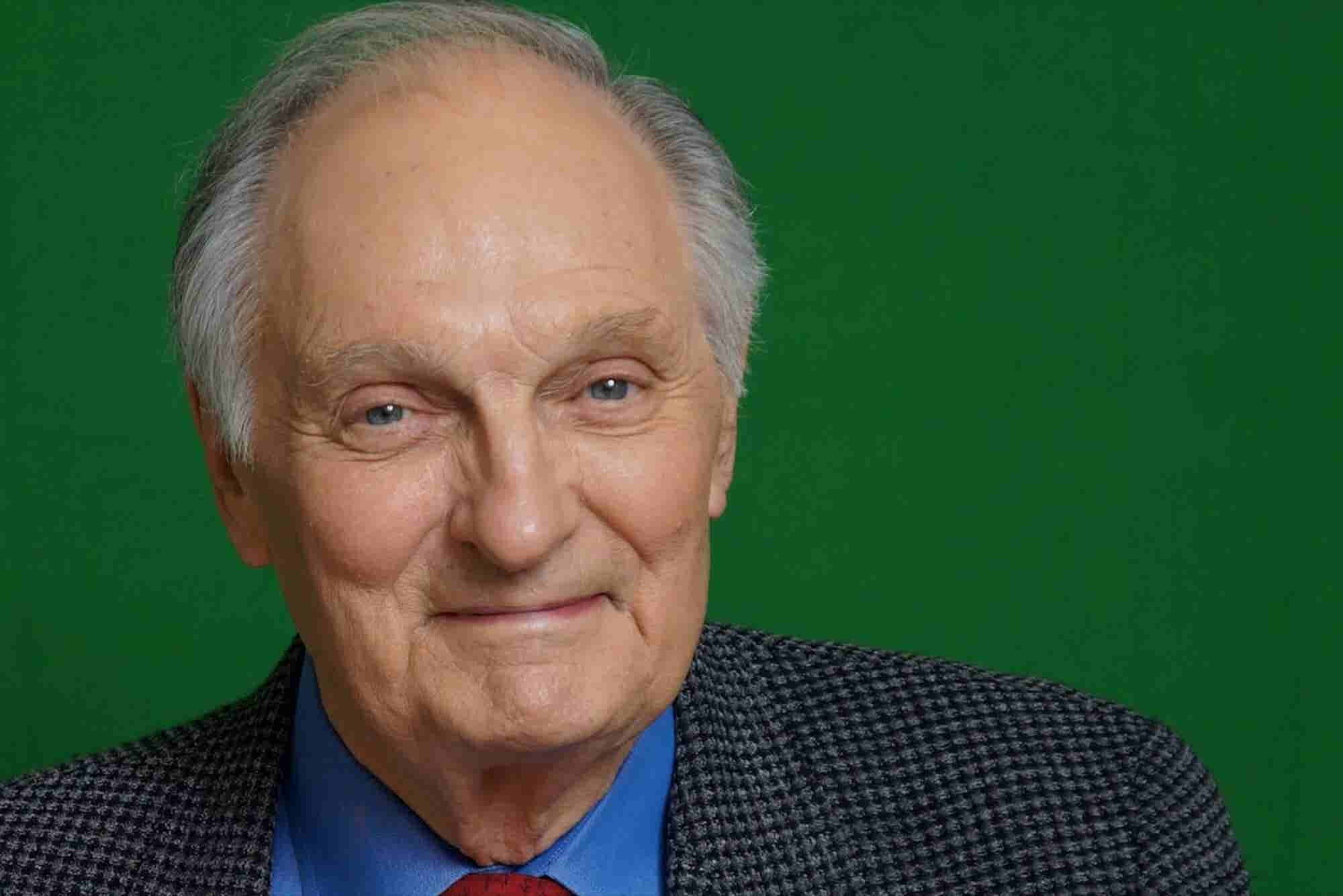 Alan Alda Reveals His Top Communication Techniques