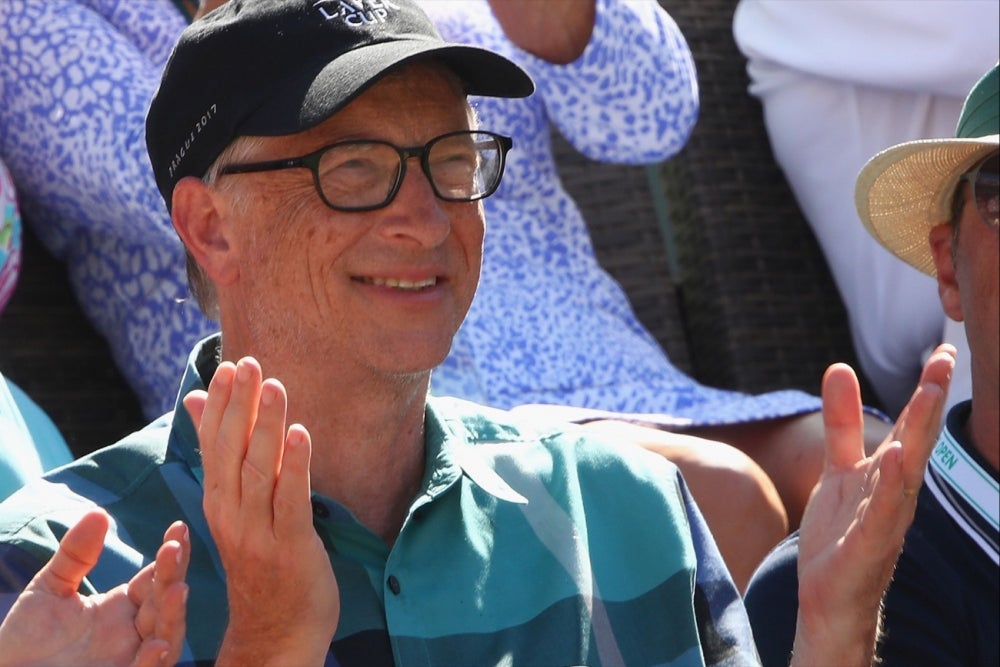 Billionaire Bill Gates's Summer Reading Picks
