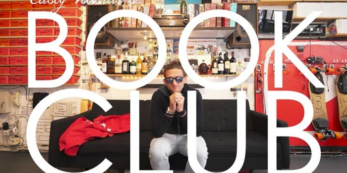 Casey Neistat's First Selection for His Book Club May Surprise You