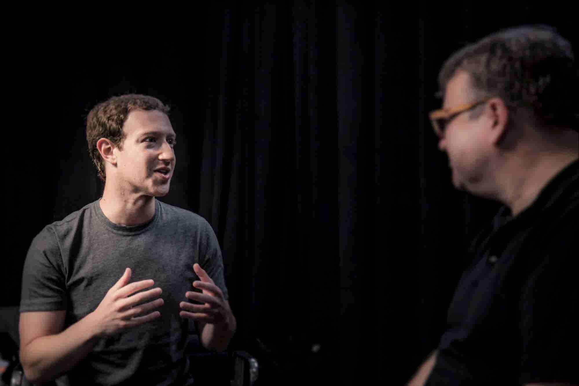 Mark Zuckerberg Reveals the 5 Strategies That Helped Facebook Grow at an Insane Rate