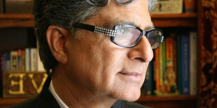 Deepak Chopra Has 3 Simple and Surprising Productivity Secrets for You