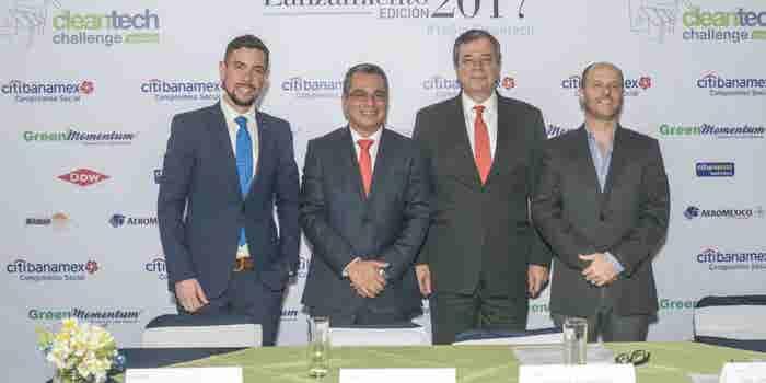 Ellos premiarán a las empresas verdes en México