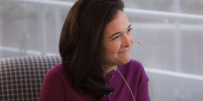Sheryl Sandberg Shares What She Learned About Growing Teams for Facebook and Google