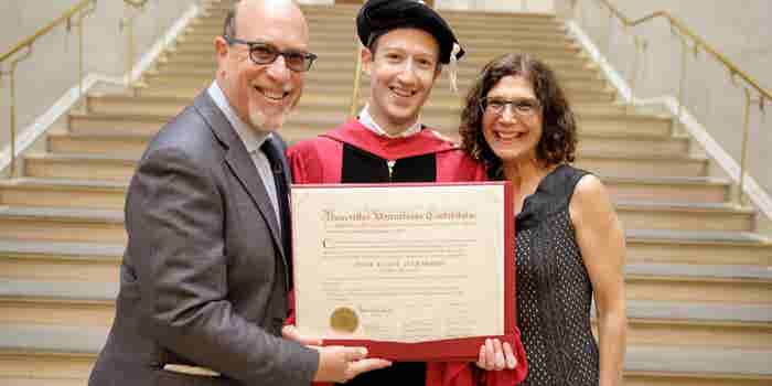#3 Key Lessons New Grads can Learn from Mark Zuckerberg's Speech