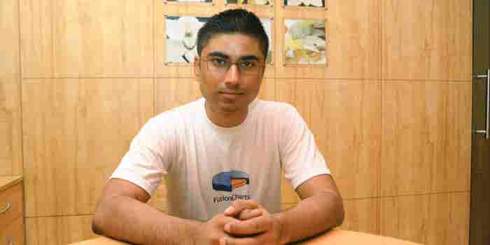 From a Small Room To INR 40 Crore Company