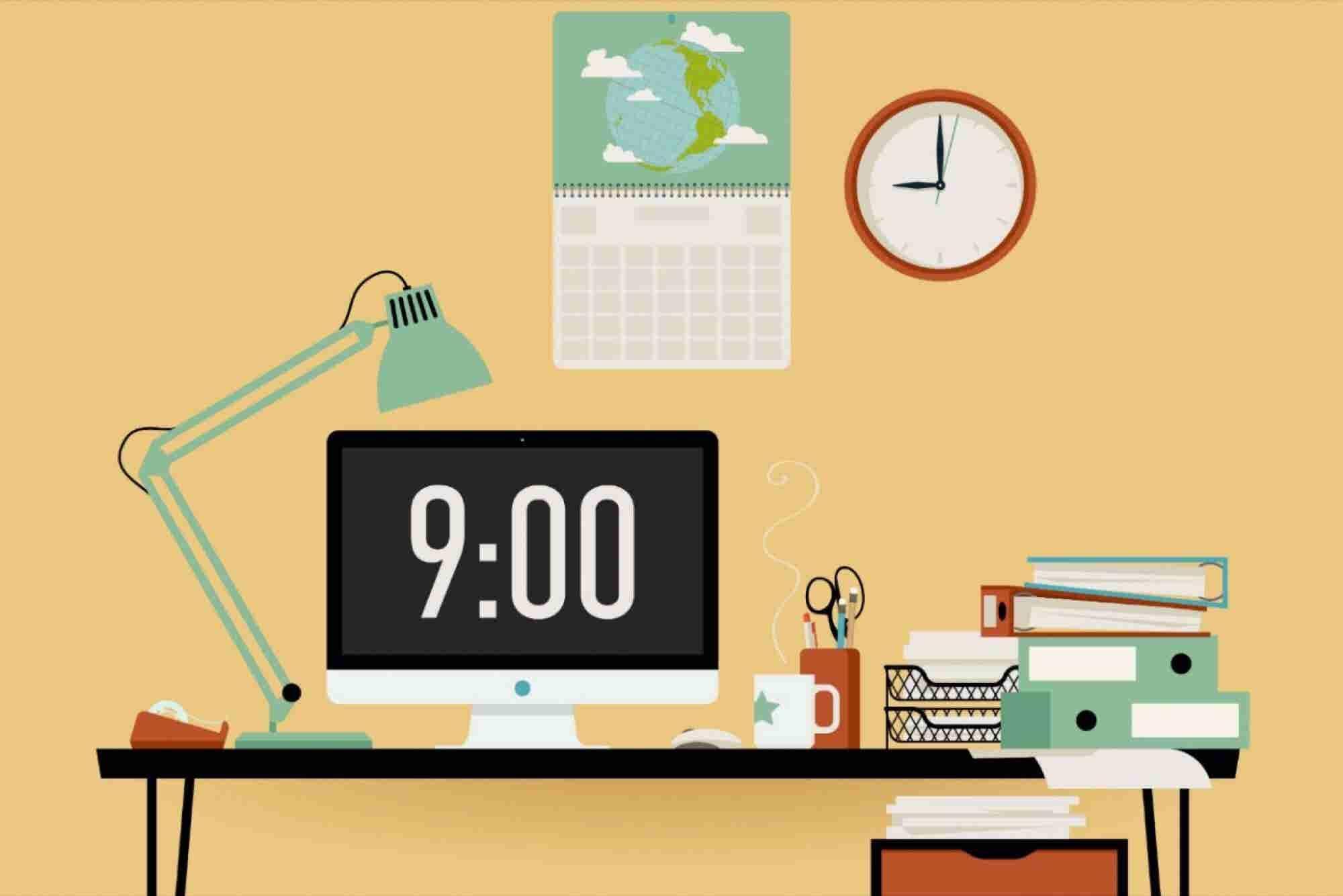 Infografía: 6 razones por las que debes salir temprano