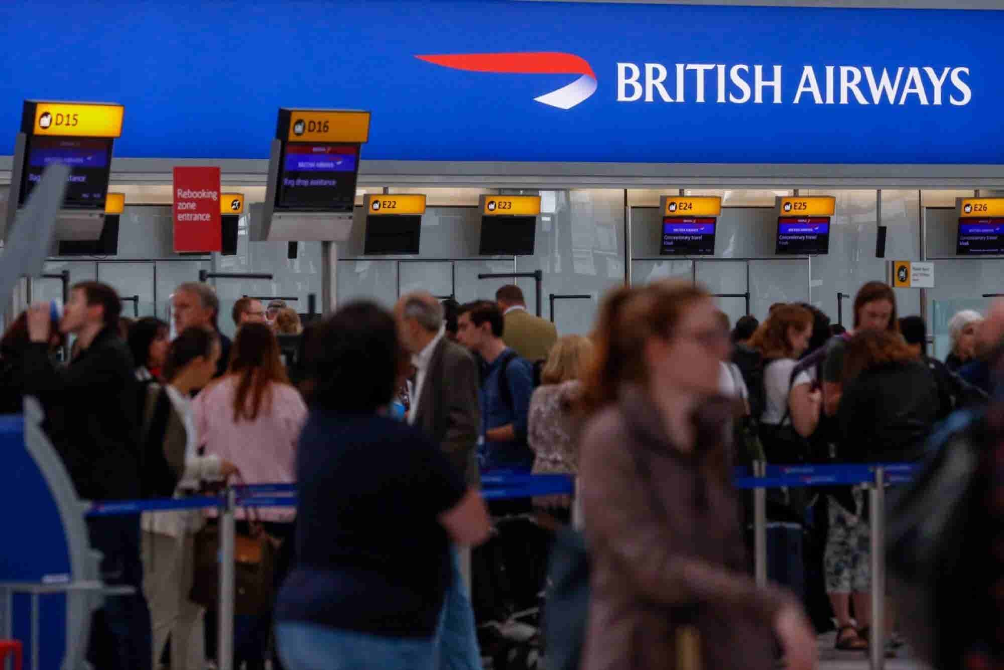 What You Can Learn From British Airways's IT Meltdown That Left Passengers Stranded