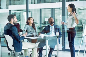 Women Won't Achieve Equal Representation in Business Unless Men Help Change the Status Quo