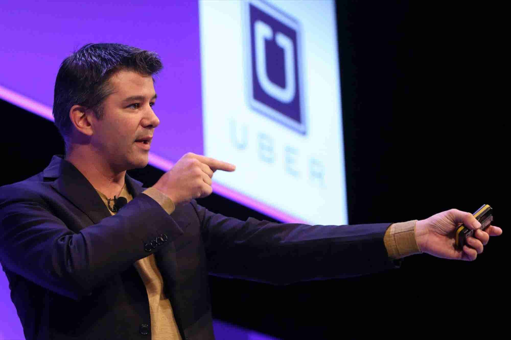 How Leaders Can Survive the Dangers of 'Uber' Success
