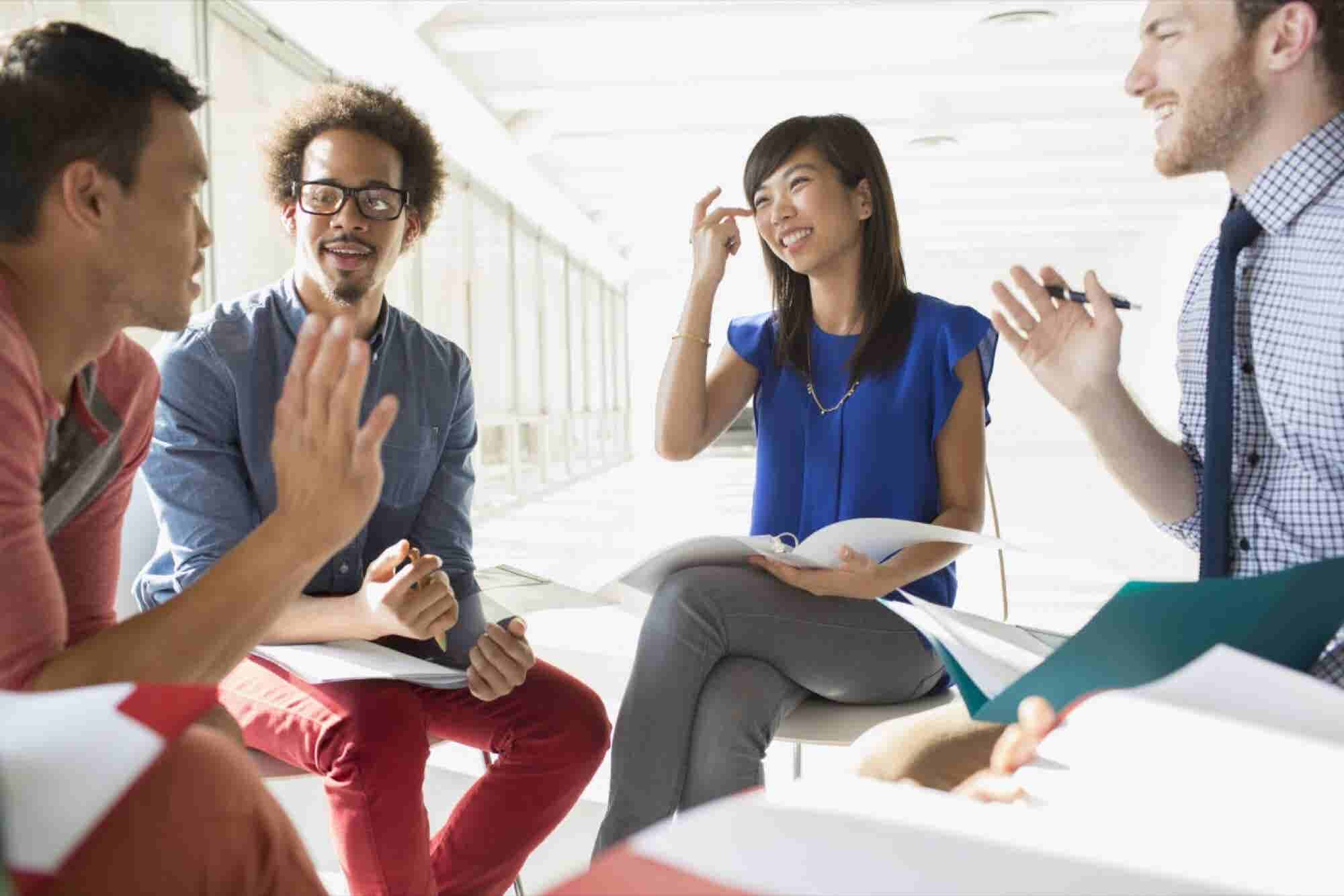 4 Secrets to Making Your Company a Happy Place to Work