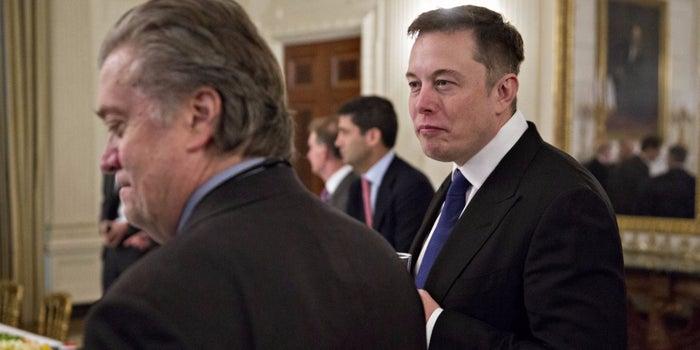 Elon Musk: I'm Departing Trump's Councils